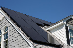 strong solar incentives allows for residential installation