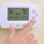 increase energy efficiency by getting a programmable thermostat